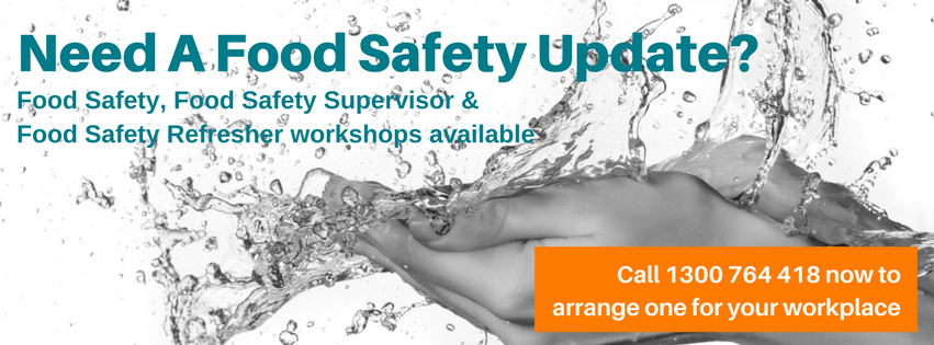 food safety training food safety supervisory safe food handling refresher course