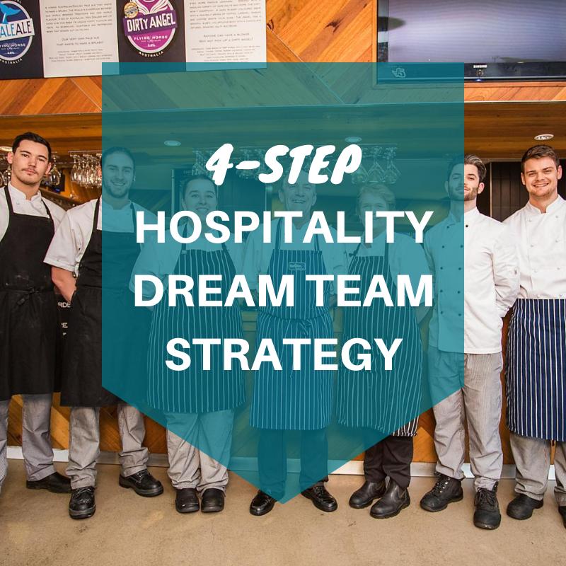 hospitality dream team strategy