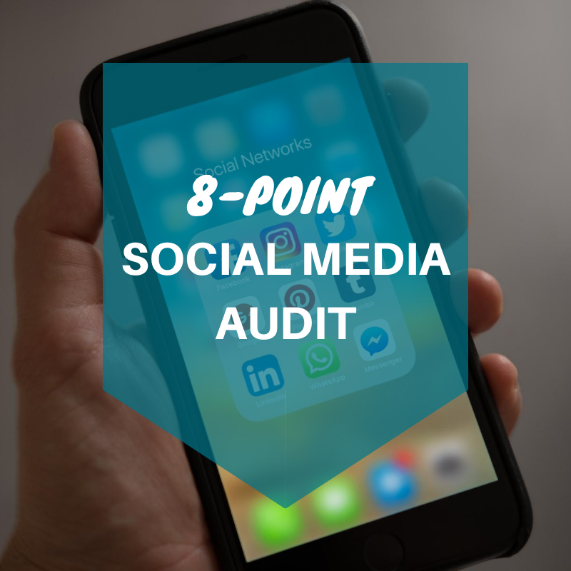 8 point social media audit